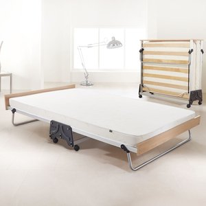 Jay-be J-bed Folding Bed With Performance E-fibre Mattress Small Double 111200