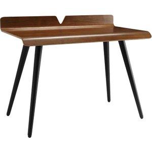 Jual Vienna Walnut Laptop Desk 1100 Pc607 5060317222101
