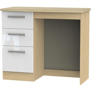 Kirkhill Ready Assembled  Dressing Table -  White Pine 5056071005470
