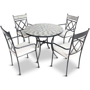 Lg Outdoor Valencia 4 Seat Dining Set Vln/set2rd