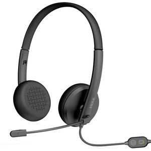Mixx H1a Pc Wired Audio Headset - Black Hh1a Mb Mb 151