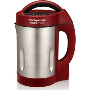 Morphy Richards Stainless-steel Soup Maker  5011832059130