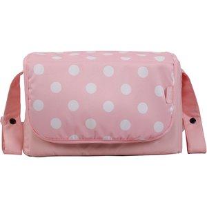 My Babiie Changing Bag - Pink  Polka Mbbagpp
