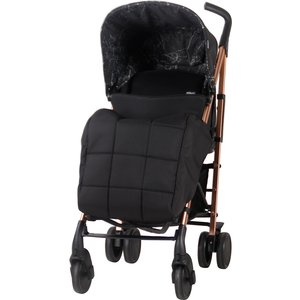 My Babiie Dreamiie By Samantha Faiers Mb51 Marble Stroller - Black Mb51sfmb