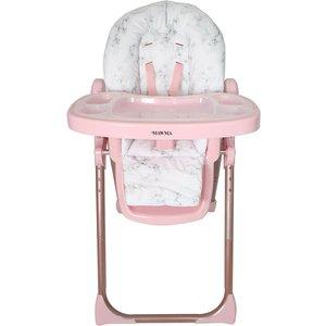 My Babiie Nicole Snooki Polizzi Mawma Premium Highchair - Rose Gold Marble Mbhc8mwrose