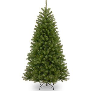 National Tree Company North Valley Spruce Christmas Tree - 10ft Nrv7 500 100