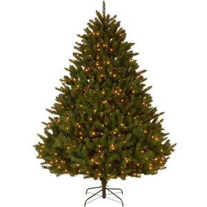 National Tree Company Venetian Fir Christmas Tree - 7ft