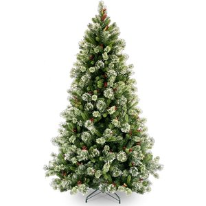 National Tree Company Woodbury Medium Pine Christmas Tree - 7.5ft