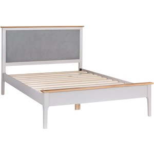 Northwood Notswood Double Bed With Fabric Headboard
