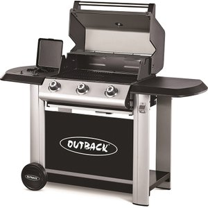Outback Magnum 3-burner Gas Bbq  5060406321210