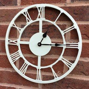 Outside In Buckingham Wall Clock