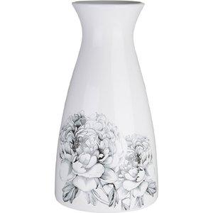 Premier Housewares Bloom Vase - White/black Dolomite 5018705359977