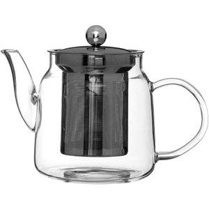 Premier Housewares High Borosilicate Teapot - 650ml  5018705382395