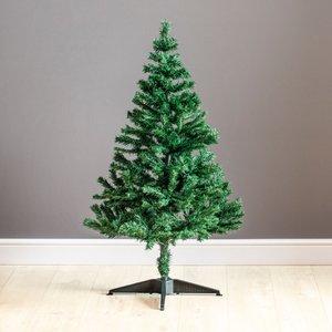 Robert Dyas 4ft Evergreen Christmas Tree 5029463305694