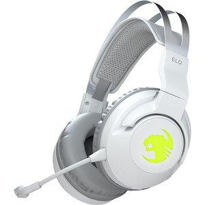 Roccat Elo 7.1 Air Wireless Usb Surround Sound Gaming Headset  - White Roc 14 142 02