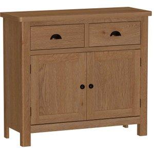 Rosewell Natural Oak Medium Sideboard  5056176516390