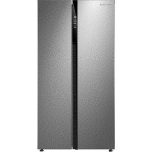Russell Hobbs Rh90ff179ss American Style Fridge Freezer - Stainless Steel Effect 5060440045608