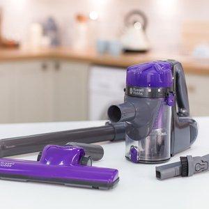 Russell Hobbs Turbo Lite 3-in-1 Corded Bagless Handheld Stick Vacuum Cleaner Rhchs1001 5060440040818