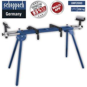 Scheppach Umf2000 200 Cm Universal Mitre Saw Leg Stand - 250 Kg