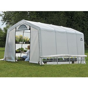 Shelter Logic Shelterlogic 10ftx20ft Greenhouse In A Box Sl70658