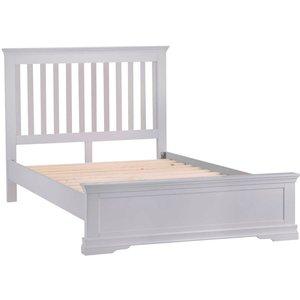 Sierra Sewla King Size Bed Frame - Grey 5056176511043