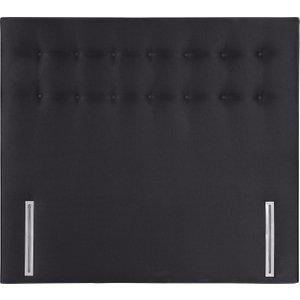 Silentnight Goya Ebony Headboard - Double 90goya135hb0004 5037892118198