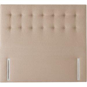 Silentnight Goya Sand Headboard - Double 90goya135hb0001 5037892118167