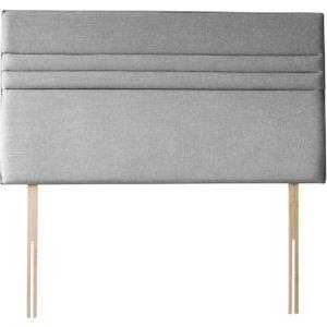 Silentnight Roma Grey Headboard - Double 90roma135hb0011 5037892044114