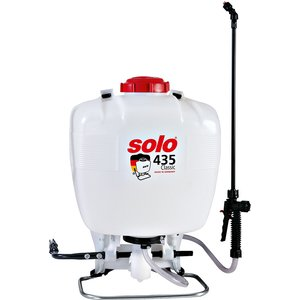 Solo 435 Classic 20 Litre Backpack Sprayer With Piston Pump So435classic