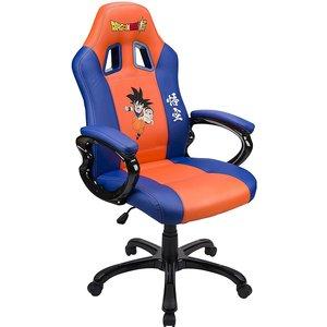 Subsonic Dragon Ball Z Gaming Chair - Blue/orange Sa5551