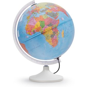 Tecnodidattica Spa Tecnodidattica 30cm Interactive Talking Globe 8007239978553