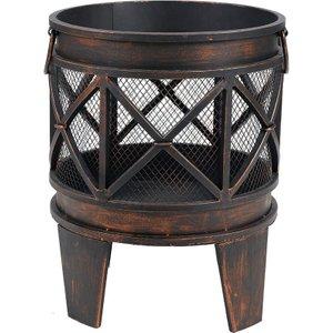 Tepro Gracewood Fire Pit Outdoor Patio Heater  4011964011274