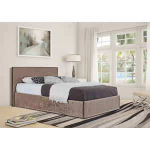Theodore Single Ottoman Storage Bed - Truffle  5057289855604