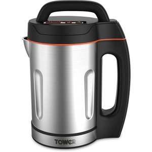 Tower 1.6l Stainless Steel Soup Maker  5056032923195