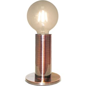 Village At Home Copper Touch Table Lamp  5022551347422