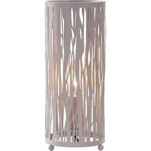 Village At Home Donez Table Lamp - Grey  5022551348238