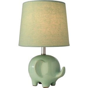 Village At Home Ellie Table Lamp - Mint Green Home1401 5022551343684