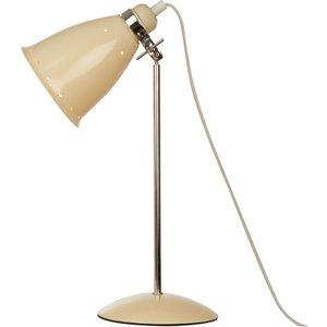 Village At Home Kafe Desk Lamp - Cream  50225513376502