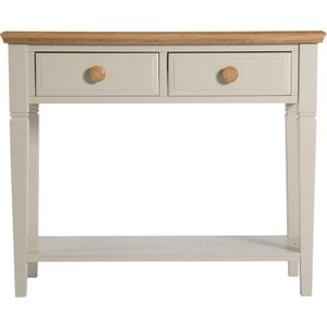 Vivianna Ready Assembled Wooden Console Table