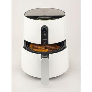 Weight Watchers 1300w 3.2l Healthy Hot Air Fryer - White  5054061095814