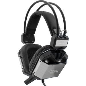 White Shark Gh-1646 Jaguar Gaming Headset - Black/silver Jaguar 71