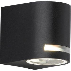 Wofi Panama Wall Lamp - Black  4003474331065