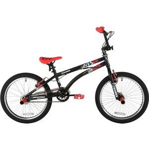 X-games Fs 20 Freestyle Bmx Bike - Black And Red Xg0003