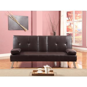 Yamba Sofa Bed - Brown