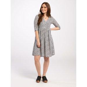 Pentlebay Womens Knee Length Dress (daisy Print, Size 8) Pbss20011 Bw 8 Womens Dresses & Skirts, Daisy Print