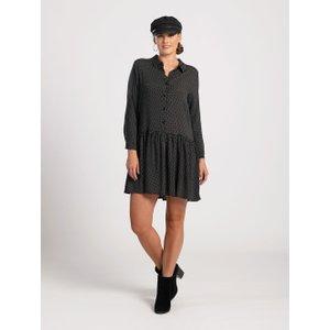 Pentlebay Womens Shirt Dress (black Polka Dot, Size 16) Pbaw19008 Pol 16 Womens Dresses & Skirts, Black Polka Dot