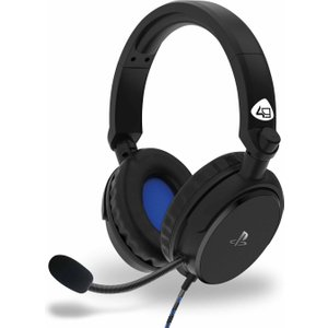 4gamers Pro4-50s Stereo Gaming Headset White, White