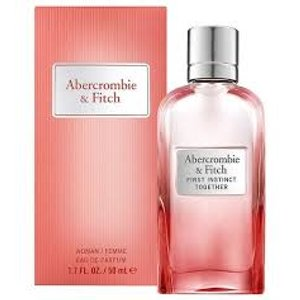 Abercrombie & Fitch First Instinct Together For Her Eau De Parfum 50ml Edp Spray
