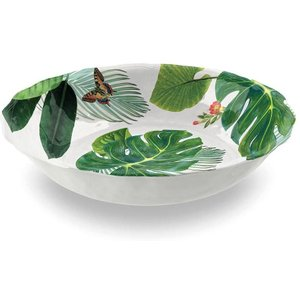 Amazon Floral Large Serving Bowl 35cms