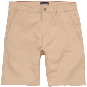 Asquith & Fox Chino Shorts - Natural 34'/medium